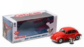 Gremlins Diecast Model 1/24 1967 Volkswagen Beetle
