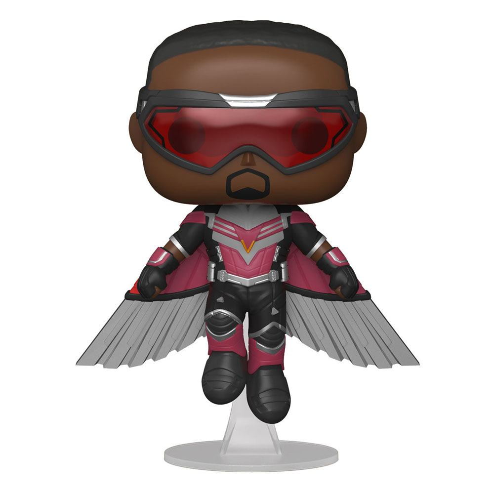 The Falcon and the Winter Soldier POP! Vinyl Figure Falcon Flying 9 cm