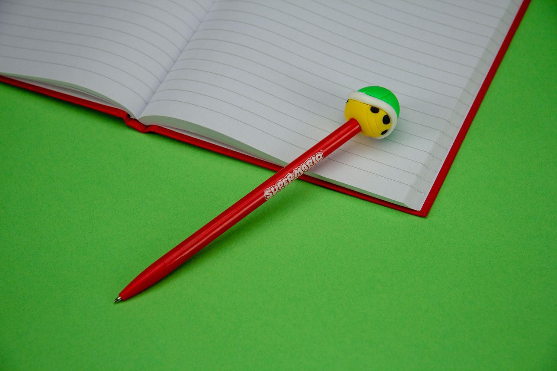 Super Mario Pen Green Shell
