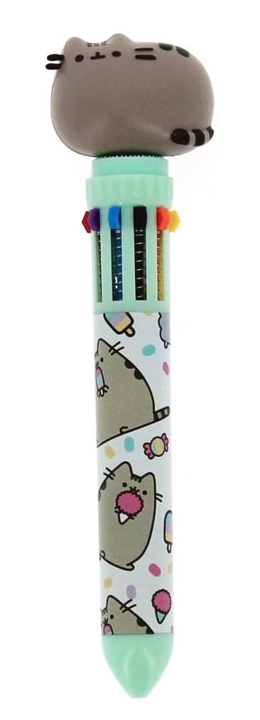Pusheen Multi Colour Pen