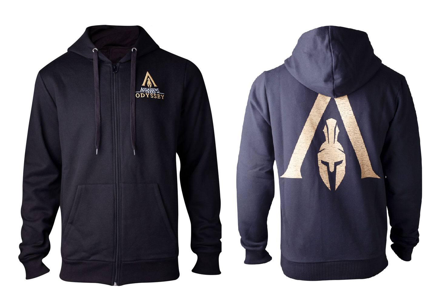Assassin's Creed Odyssey Hoodie Spartan Size XL