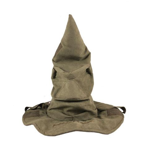 Harry Potter Interactive Real Talking Sorting Hat New Version 43 cm *German Version*