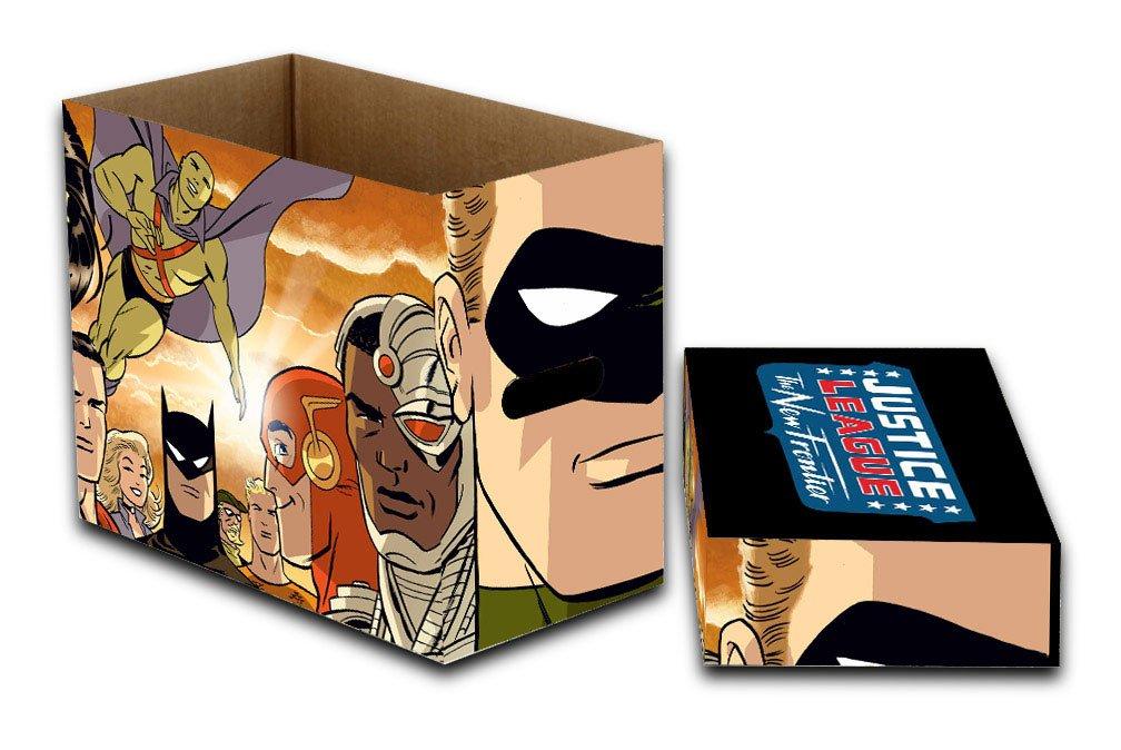 DC Comics Storage Boxes Justice League The New Frontier 23 x 29 x 39 cm Case (5)