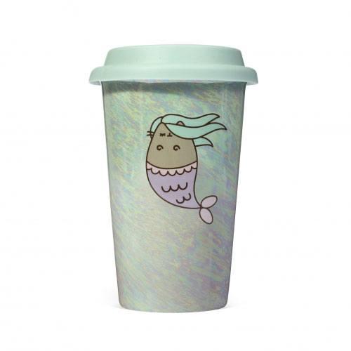 Pusheen Travel Mug Mermaid
