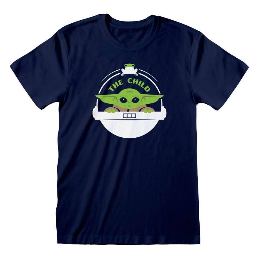 Star Wars The Mandalorian T-Shirt The Child Size S