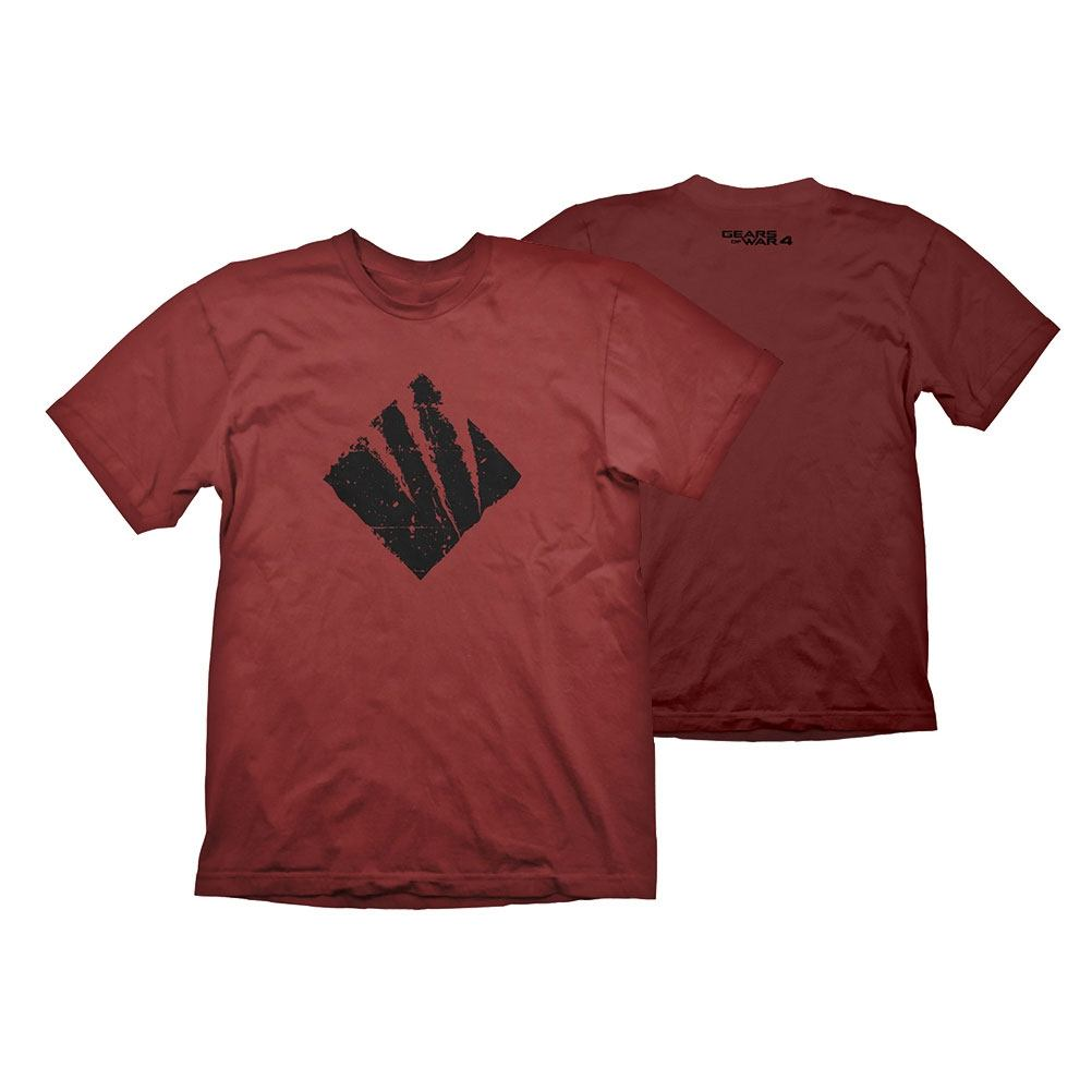 Gears of War 4 T-Shirt Swarm Icon Size M