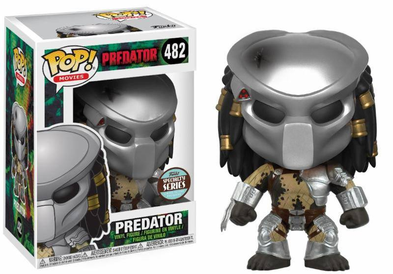 Predator POP! Television Vinyl Figure Speciality Series Predator 9 cm