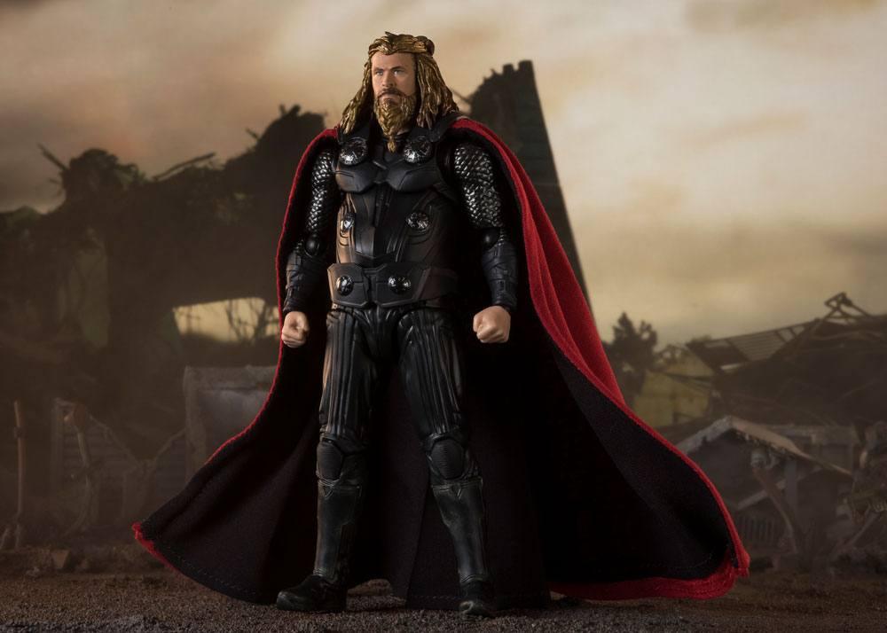 Avengers: Endgame S.H. Figuarts Action Figure Thor Final Battle Edition 17 cm