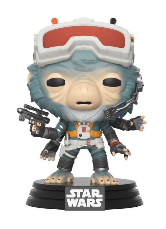 Star Wars Solo POP! Movies Vinyl Bobble-Head Rio Durant 9 cm