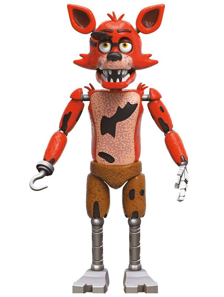 Five Nights at Freddy's Action Figure Foxy 13 cm