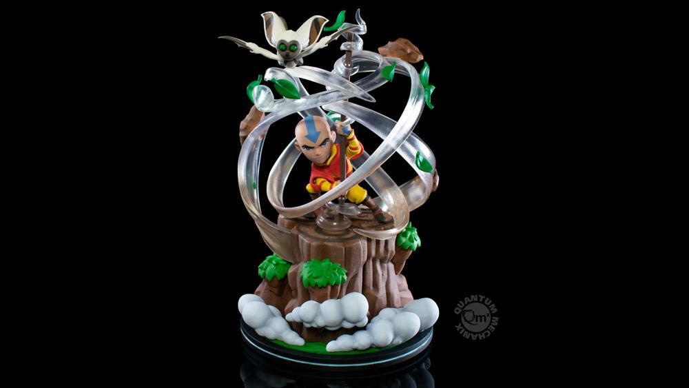 Avatar: The Last Airbender Q-Fig Max Elite Figure Aang 23 cm
