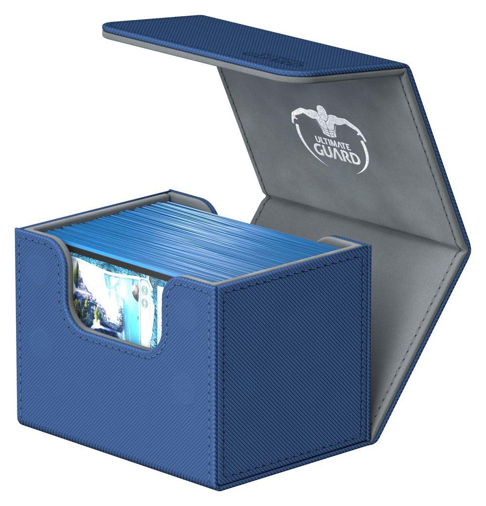 Ultimate Guard SideWinder™ 100+ Standard Size XenoSkin™ Blue