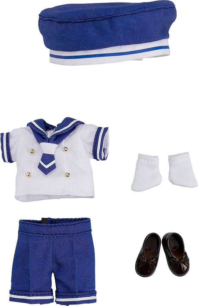 Original Character Parts for Nendoroid Doll Figures Sailor Boy Outfit