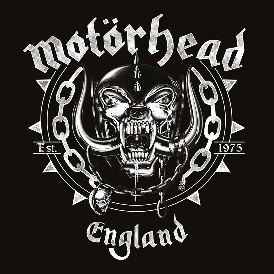Motorhead Framed Canvas Print Snaggletooth / England 40 x 40 cm