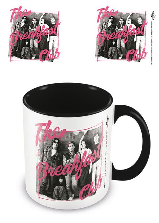 The Breakfast Club Coloured Inner Mug Cool