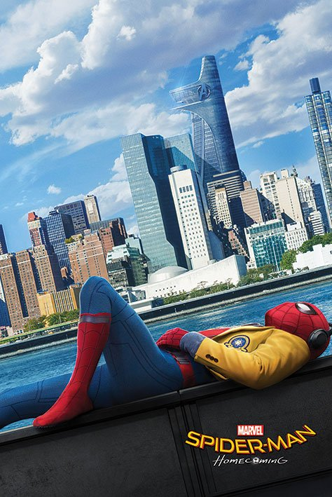 Spider-Man Homecoming Poster Pack Teaser 61 x 91 cm (5)