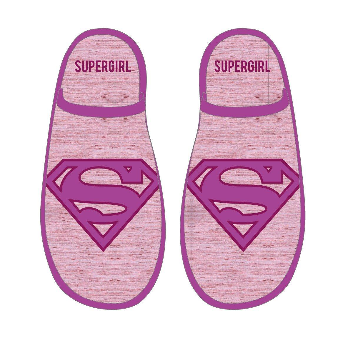 DC Comics Ladies Slippers Supergirl  37