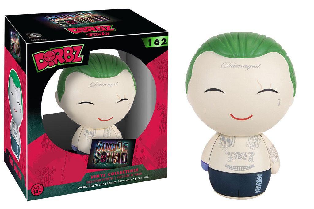Suicide Squad Dorbz Vinyl Figure The Joker 8 cm