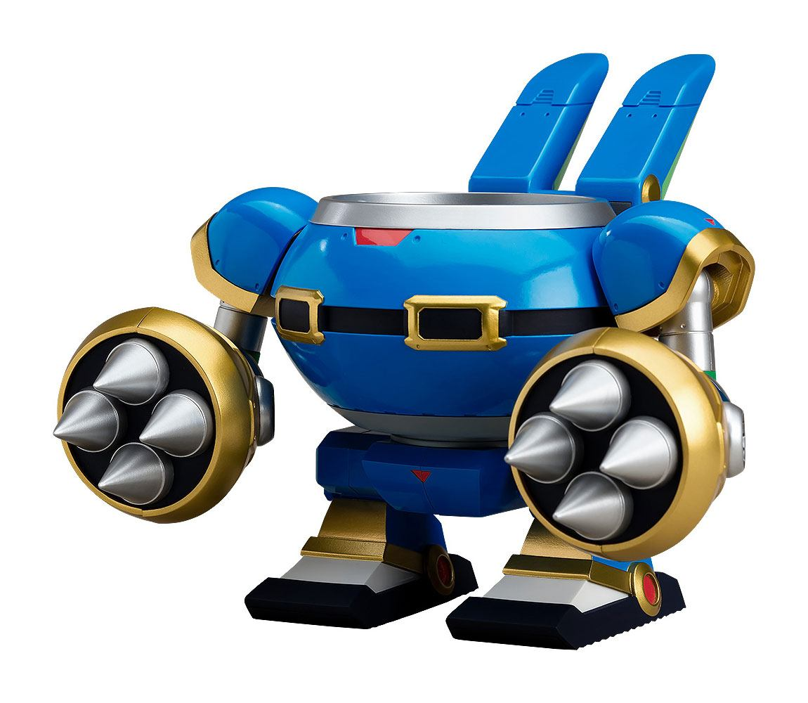 Mega Man X Nendoroid More Rabbit Ride Armor 14 cm