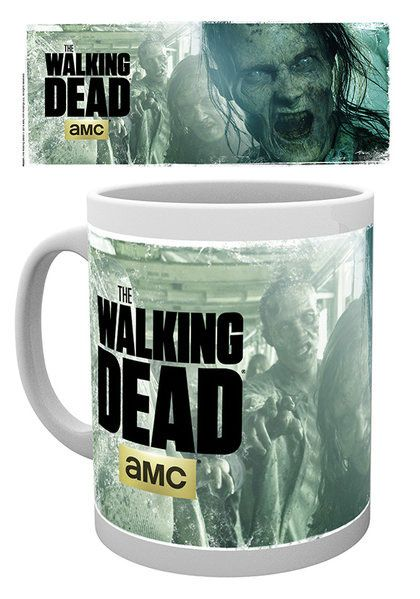 Walking Dead Mug Zombies