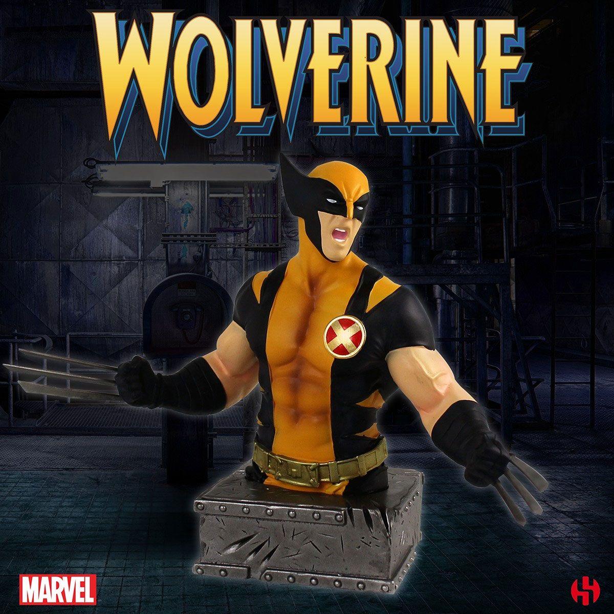 Marvel Bust Wolverine 15 cm