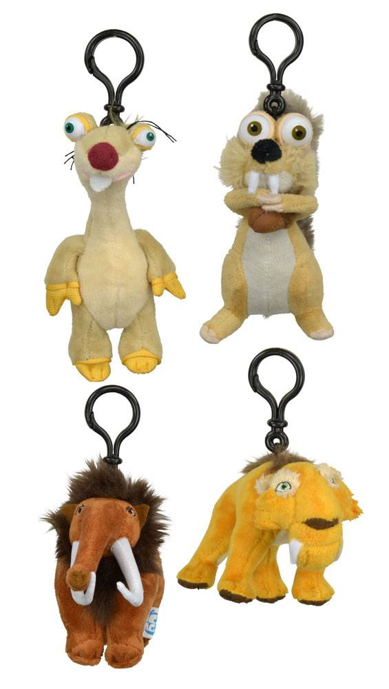 Ice Age Collision Course Plush Keychain 13 cm Display (26)