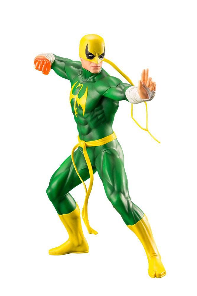Marvel's The Defenders ARTFX+ PVC Statue 1/10 Iron Fist 19 cm
