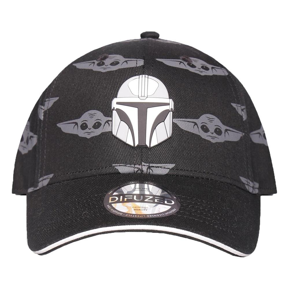 Star Wars: The Mandalorian Curved Bill Cap Helmet