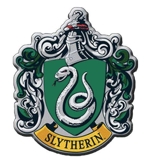 Harry Potter Fridge Magnets Slytherin Crest 5 cm Case (24)