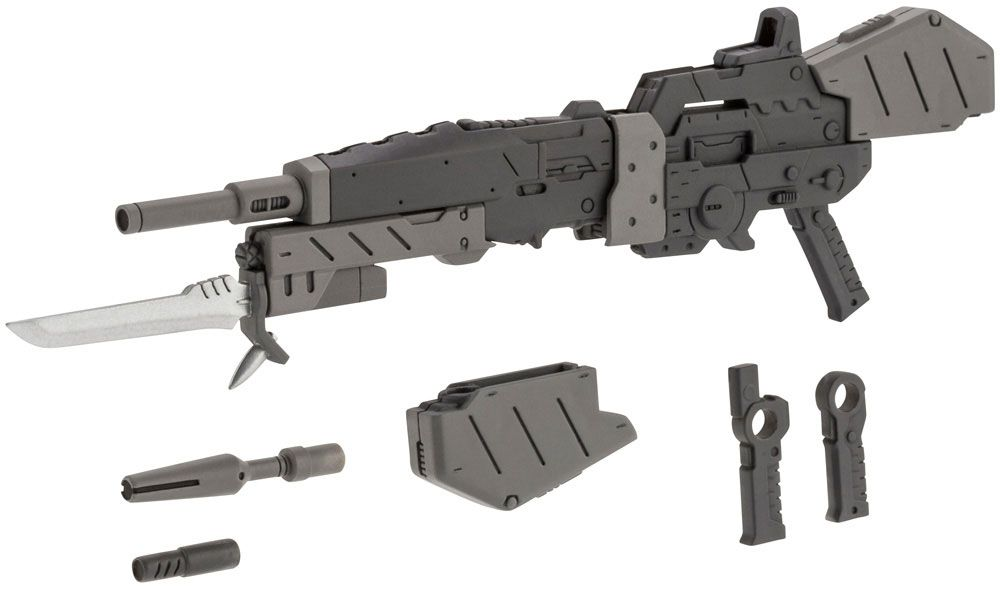 M.S.G Dress Up Parts for Frame Arms Girl & Frame Arms Figures Weapon Unit07 Twin Link Magnum