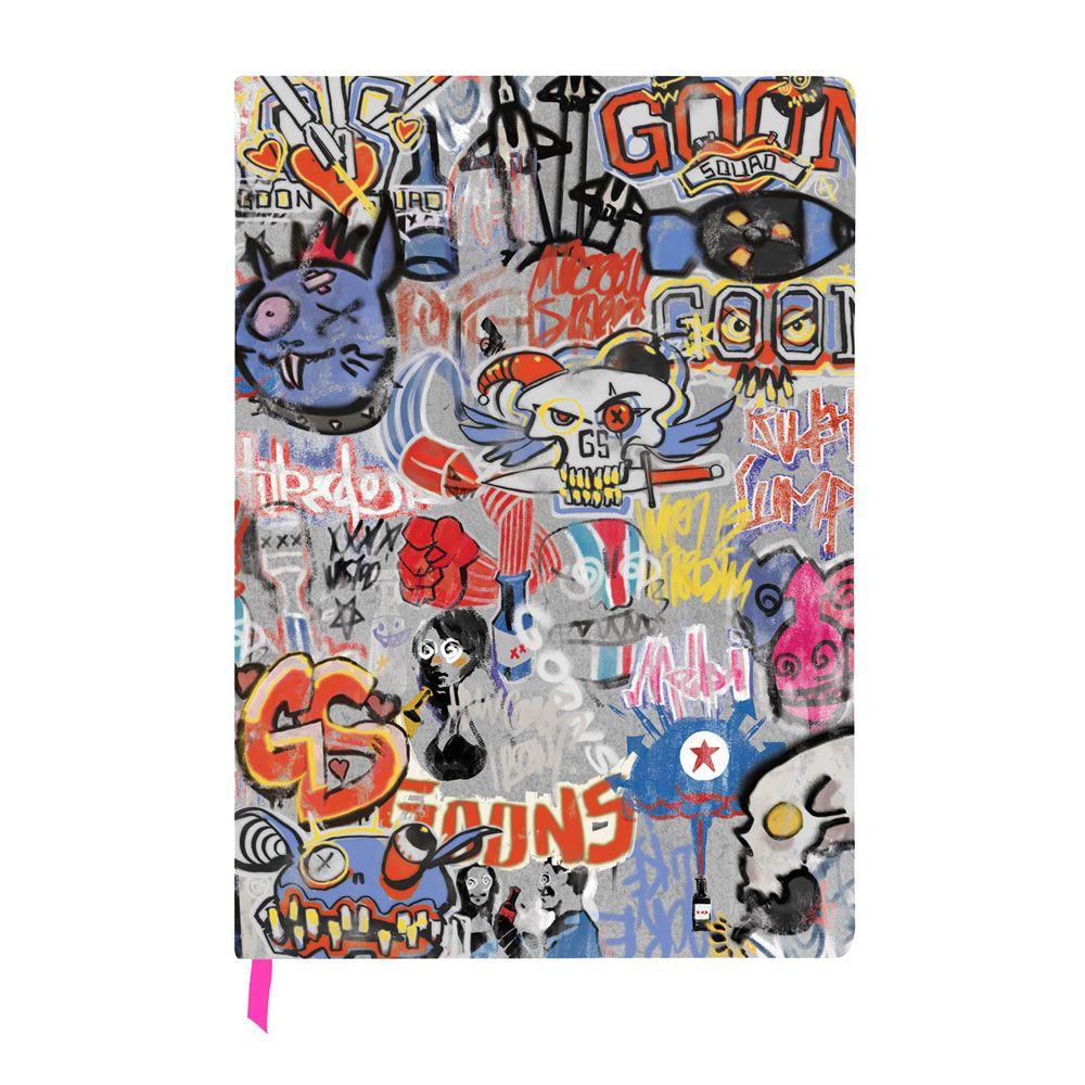 Rage 2 Notebook A5 Goon Graffiti