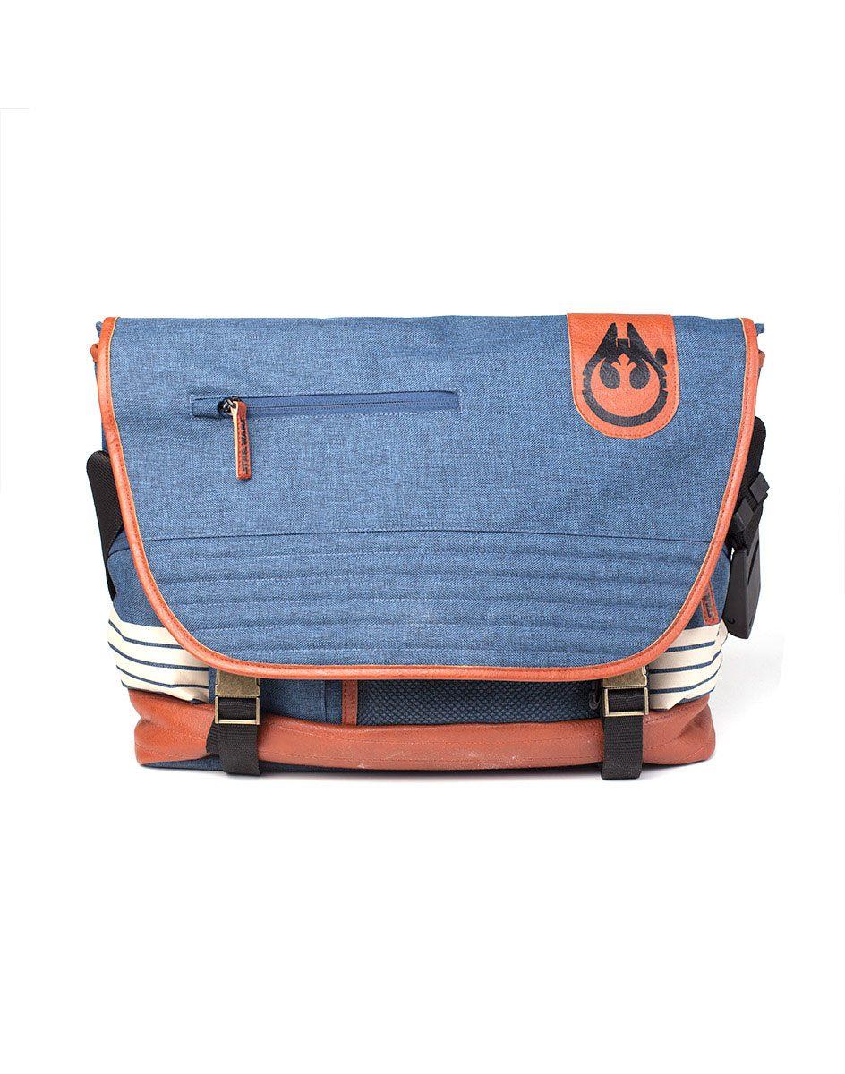 Star Wars Solo Messenger Bag Han Solo Blue Melange