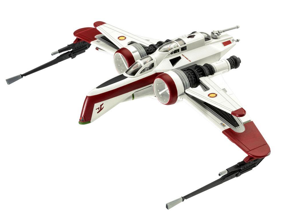 Star Wars Model Kit 1/83 ARC-170 Fighter 10 cm