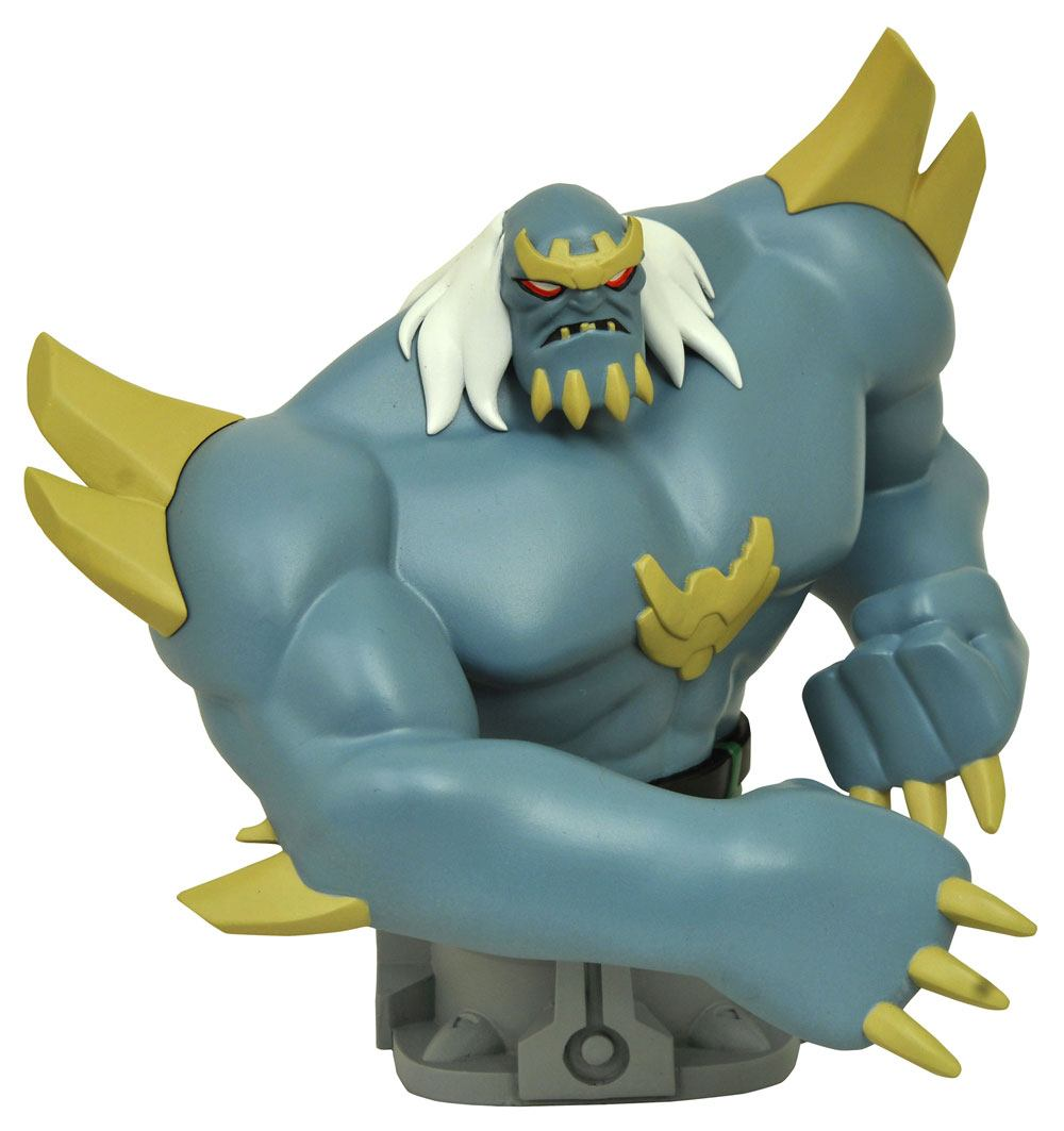 Justice League Animated Bust Doomsday 18 cm