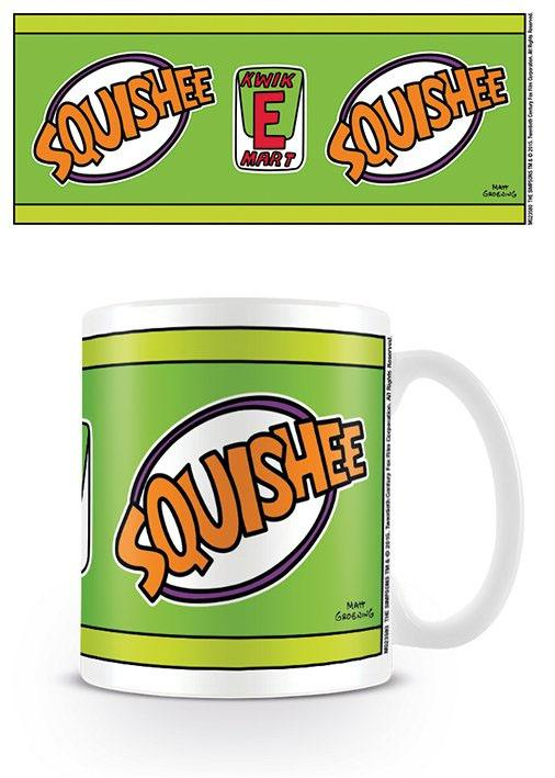 Simpsons Mug Squishee