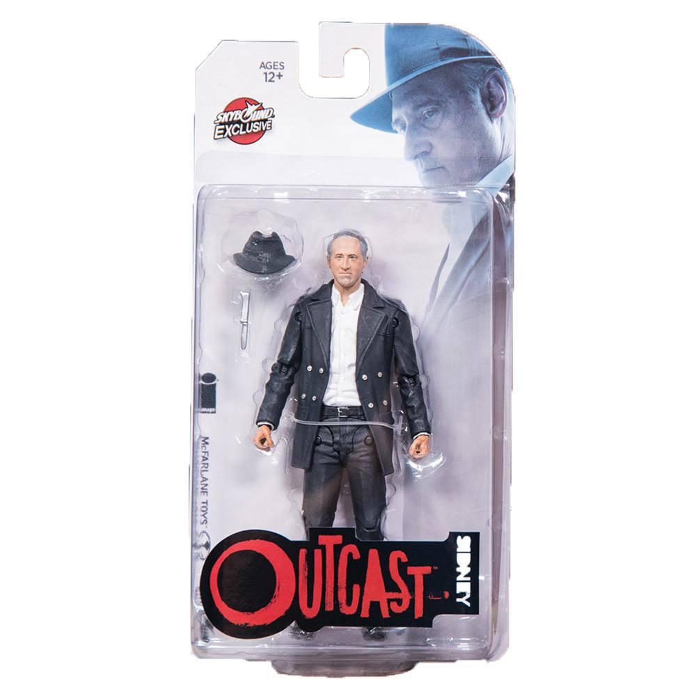 Outcast Action Figure TV Sidney (Color) 15 cm