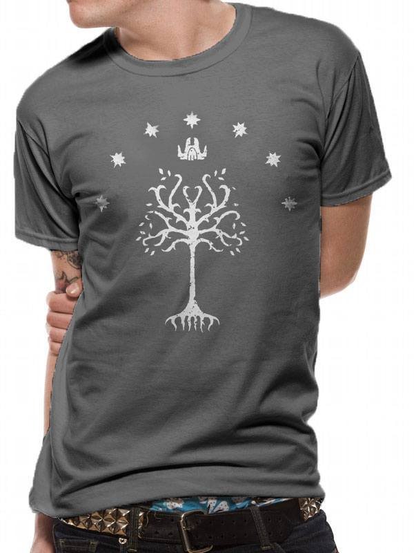 Lord of the Rings T-Shirt Tree of Gondor Size L
