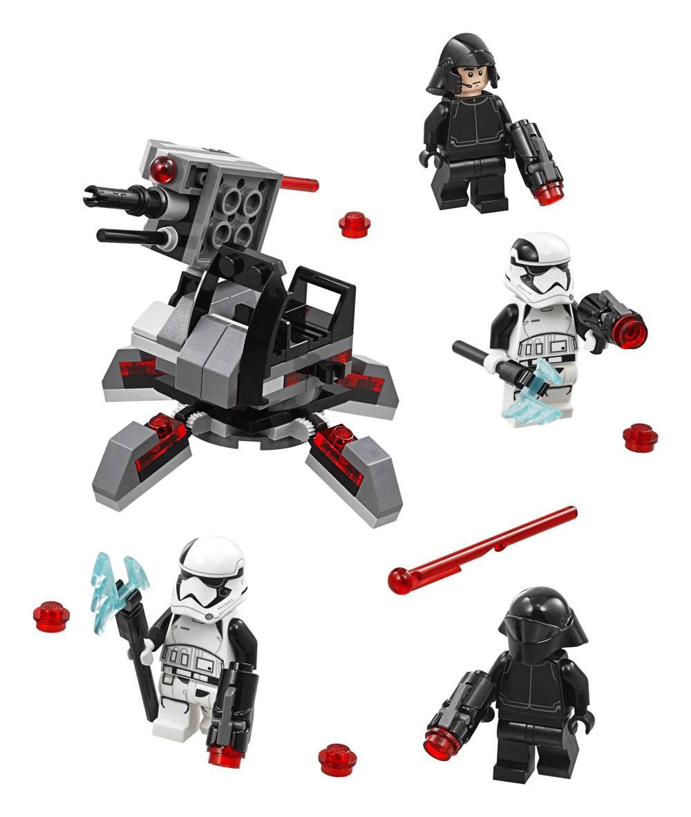 LEGO® Star Wars™ Battle Packs Episode VIII: First Order Specialists