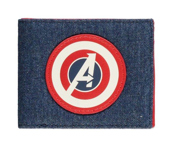 Avengers Bifold Wallet Symbol