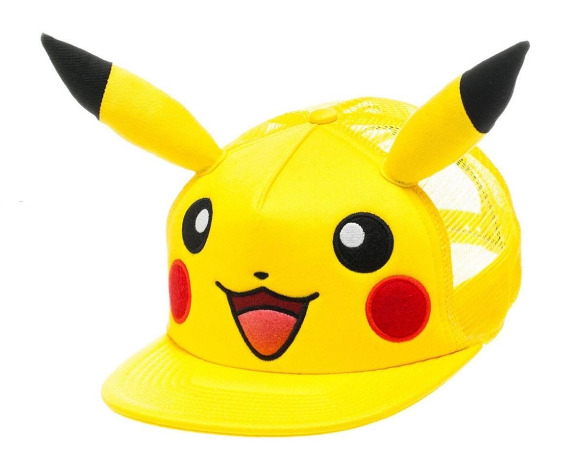 Pokemon Trucker Cap Pikachu