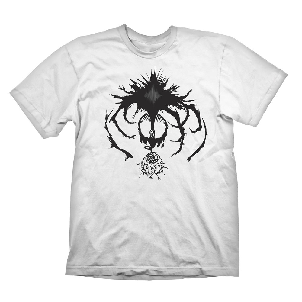 Fade to Silence T-Shirt Monster Black Size L