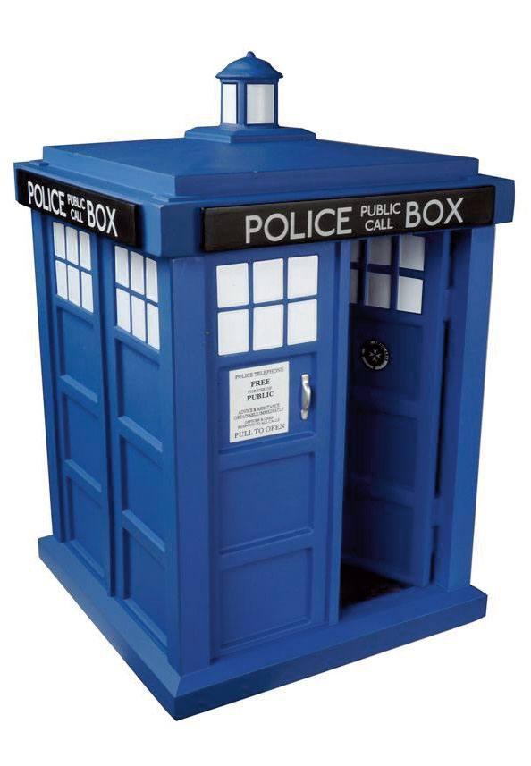 Doctor Who POP! Television Vinyl Figure Tardis 15 cm