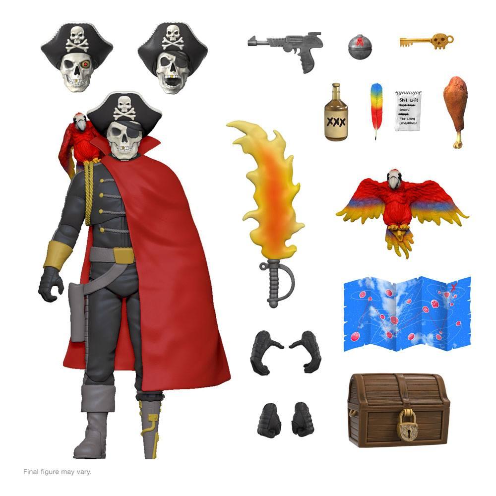 The Worst Ultimates Action Figure Captain Deadstar 18 cm