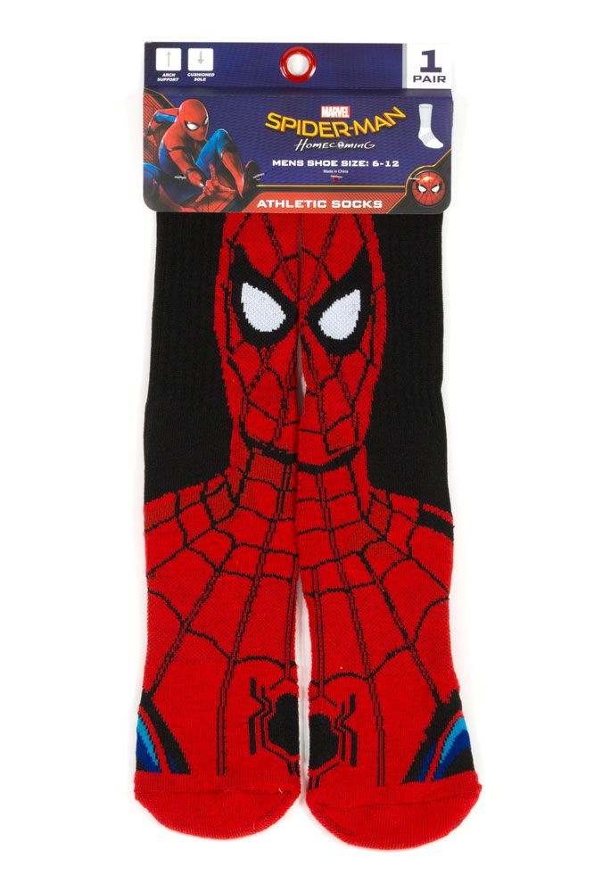 Spider-Man Socks Size 39-43 Case LC Exclusive (5)