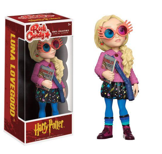 Harry Potter Rock Candy Vinyl Figure Luna Lovegood 13 cm