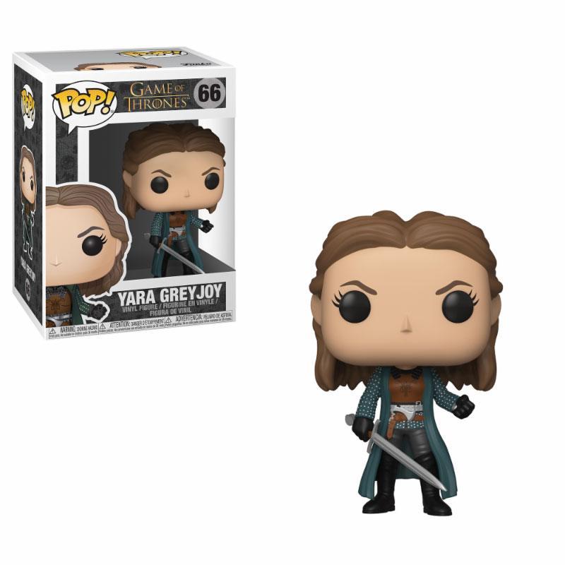 Game of Thrones POP! TV Vinyl Figure Yara Greyjoy 9 cm