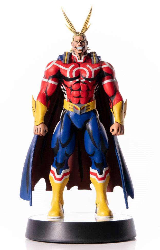 My Hero Academia Action Figure All Might Silver Age (Standard Edition) 28 cm