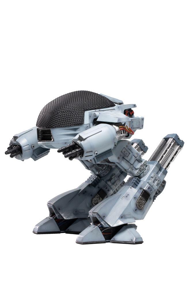 Robocop Exquisite Mini Action Figure with Sound Feature 1/18 ED209 15 cm