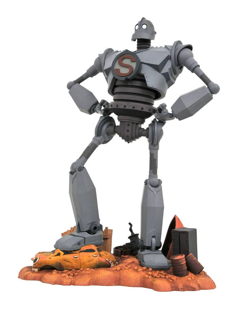 The Iron Giant Gallery PVC Statue Superman 25 cm