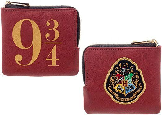 Harry Potter Wallet Hogwarts 9 3/4